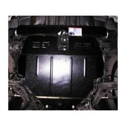 Защита двигателя Toyota Corolla E15, E18 06-13, 2013- сборка ОАЭ Кольчуга