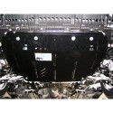 Защита двигателя Toyota Corolla E15 2006-2013, E18 2013- Кольчуга