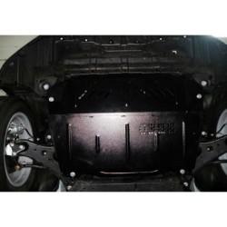 Защита двигателя Toyota Highlander 2010-2014 Кольчуга