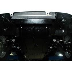 Защита двигателя Toyota Hilux 2011-2015 Кольчуга