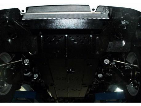 Фото Защита двигателя Toyota Hilux 2011-2015 Кольчуга