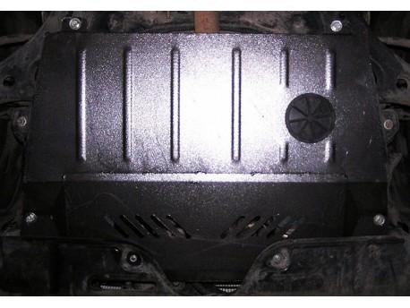 Фото Защита двигателя Toyota Venza 2008- Кольчуга