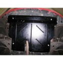Защита двигателя Toyota Yaris 2006-2011 Кольчуга