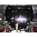 Защита двигателя Volkswagen Polo 2001-2005, 2005-2009 Кольчуга