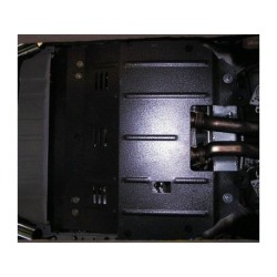 Защита двигателя Volvo XC90 2002-2014 Кольчуга