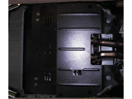 Фото Защита двигателя Volvo XC90 2002-2014 Кольчуга