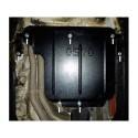 Защита коробки передач BMW 5 Series 2003-2010 Кольчуга