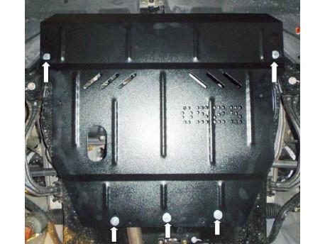 Фото Защита двигателя BYD G6 2013-V-2.0 Кольчуга