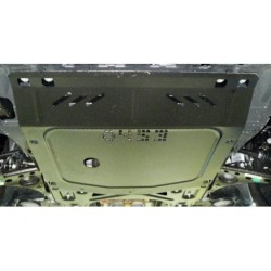 Защита двигателя Chevrolet Tracker 2013- Кольчуга