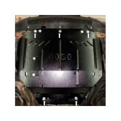 Защита двигателя Citroen Berlingo 2002-2011 Кольчуга