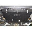 Защита двигателя Ford Courier 2014- Кольчуга