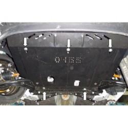 Защита двигателя Ford Fiesta 2013- V-1.0 Кольчуга