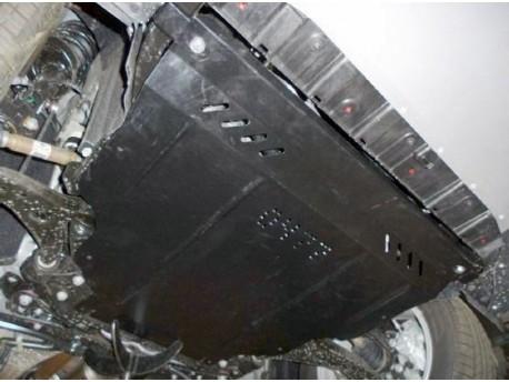 Фото Защита двигателя Ford Kuga 2013- Кольчуга