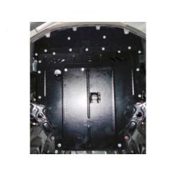 Защита двигателя Hyundai Elantra 2011-2016 V-1.6 Кольчуга ZiPoFlex