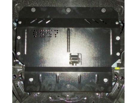 Фото Защита двигателя Hyundai I10 2014- Кольчуга