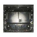 Защита двигателя Hyundai I10 2014- Кольчуга