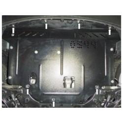 Защита двигателя Kia Soul 2014- Кольчуга
