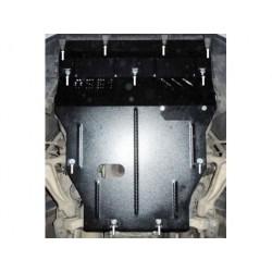Защита двигателя Lexus GS 2005-2012 4х4 Кольчуга ZiPoFlex