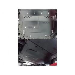 Защита двигателя Mazda 3 2013- Кольчуга