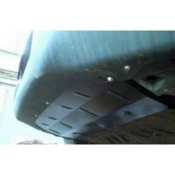 Защита радиатора Nissan Qashqai 2007-2010, 2010-2014 Кольчуга