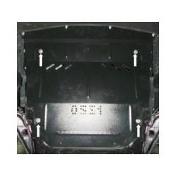 Защита двигателя Nissan Qashqai 2013- Кольчуга