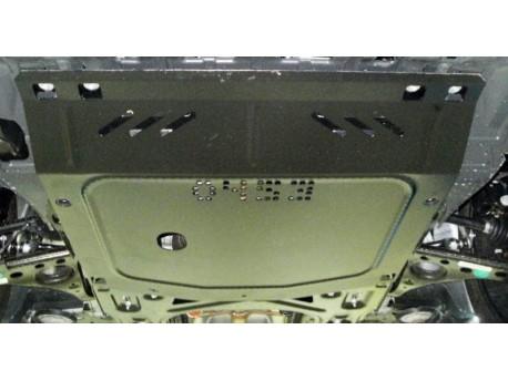 Фото Защита двигателя Opel Mokka 2012- V-1.4i Кольчуга