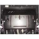 Защита двигателя Peugeot 208 2012- Кольчуга
