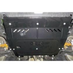 Защита двигателя Peugeot 301 2012- Кольчуга