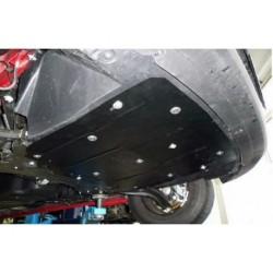 Защита двигателя Renault Master 2010- Кольчуга