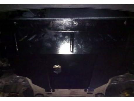 Фото Защита двигателя Renault Trafic 2001-2013 V-2.0 D Кольчуга