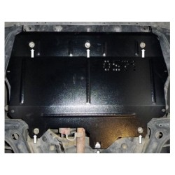 Защита двигателя Skoda Fabia 2007-2015 V-1.2 Кольчуга