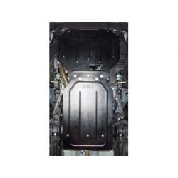Защита двигателя Subaru Forester 2013- Кольчуга ZiPoFlex