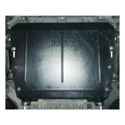 Защита двигателя Toyota Highlander 2014- Кольчуга