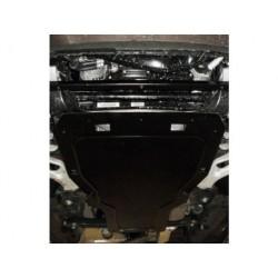 Защита двигателя Volkswagen Touareg 02-10, 2010- Кольчуга