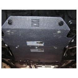 Защита двигателя Toyota Land Cruiser 100 1998-2007 Кольчуга