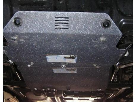 Фото Защита двигателя Toyota Land Cruiser 100 1998-2007 Кольчуга