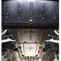 Защита двигателя Hyundai Equus 2009- Кольчуга