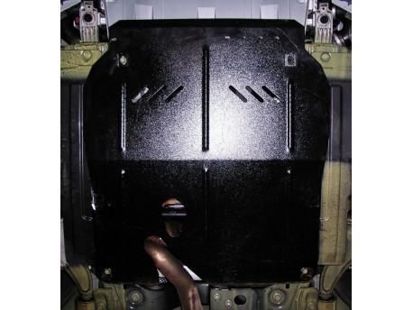 Фото Защита двигателя Opel Insignia 2009- V-1.8, 2.0 Кольчуга