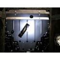 Защита двигателя Toyota Rav-4 2006-2010, 2010-2013 V-2.0, 2.5 Кольчуга