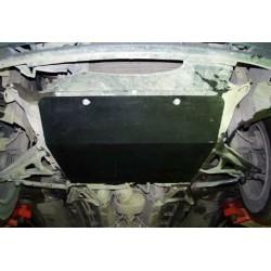 Защита двигателя Renault Kangoo 1997-2008 V-1.5 D, 1.9 D Кольчуга
