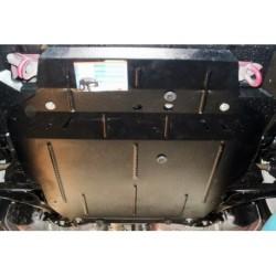 Защита двигателя Mitsubishi Outlander XL 2009-2012, 2007-2010 Кольчуга