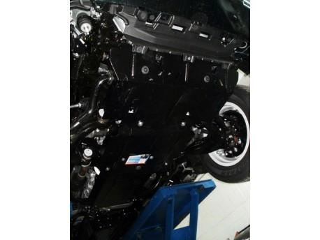 Фото Защита двигателя Toyota Land Cruiser Prado 2009-2013, 2013- V-4.0 Кольчуга