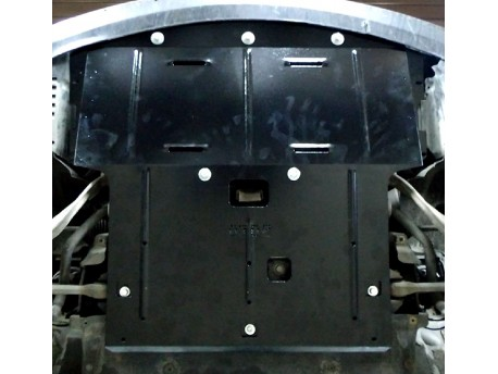 Защита двигателя BMW 5 Series 2003-2010 Кольчуга