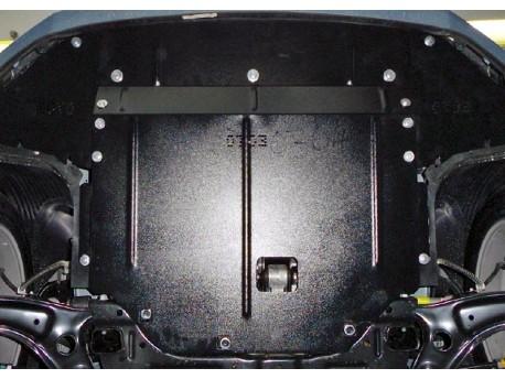 Защита двигателя Hyundai I20 2015- Кольчуга