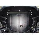 Защита двигателя Hyundai I20 2015- Кольчуга ZiPoFlex