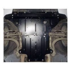 Защита двигателя Audi A4 2007-2015 Кольчуга