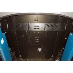 Защита двигателя Kia Rio 2017- Кольчуга ZiPoFlex