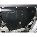 Защита двигателя Jeep Cherokee 2014- Кольчуга