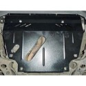 Защита двигателя Toyota Rav-4 2006-2010, 2010-2013 Кольчуга