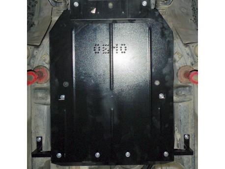 Фото Защита коробки передач Toyota Land Cruiser Prado 2002-2009 Кольчуга